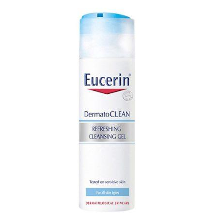 Sữa Rửa Mặt Eucerin Dermatoclean Refreshing Cleansing Gel