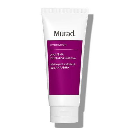 Sữa rửa mặt Murad AHA BHA Exfoliating Cleanser