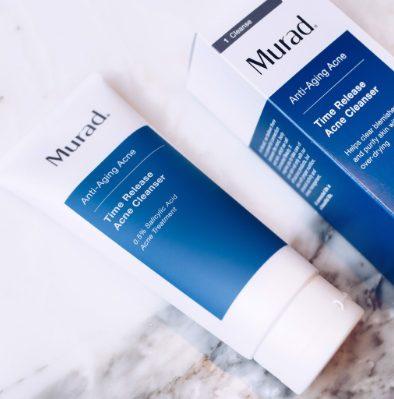 Sữa rửa mặt Murad Time Release Blemish Cleanser