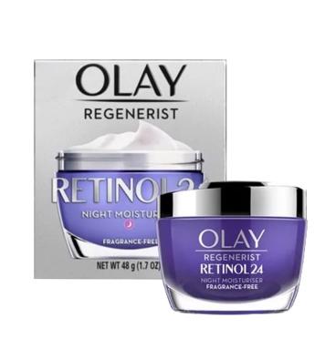 Kem chống lão hóa Olay Regenerist Retinol 24 Facial Moisturizer
