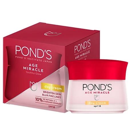 Kem chống lão hóa Pond's Age Miracle Day Cream SPF18 PA++