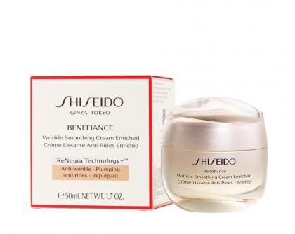 Kem chống lão hóa Shiseido Benefiance Wrinkle Smoothing