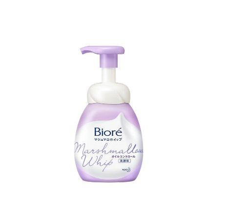 Sữa rửa mặt Bioré Marshmallow Whip OilControl