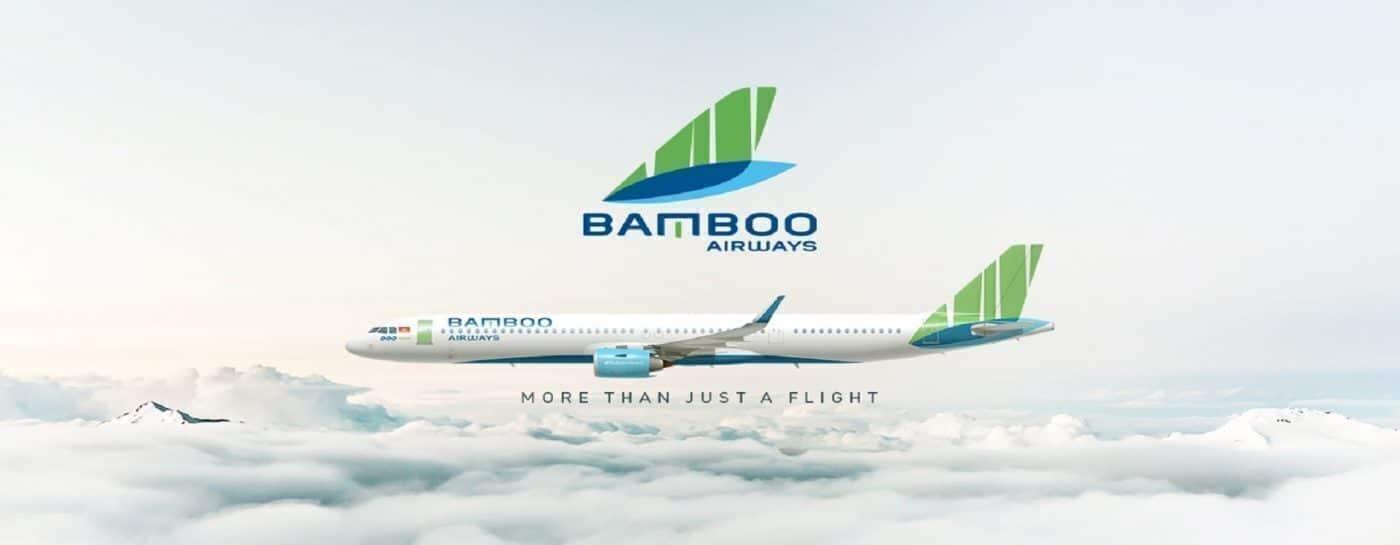 Bamboo Airway Banner