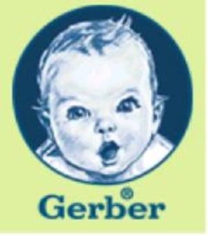 Logo thương hiệu Gerber