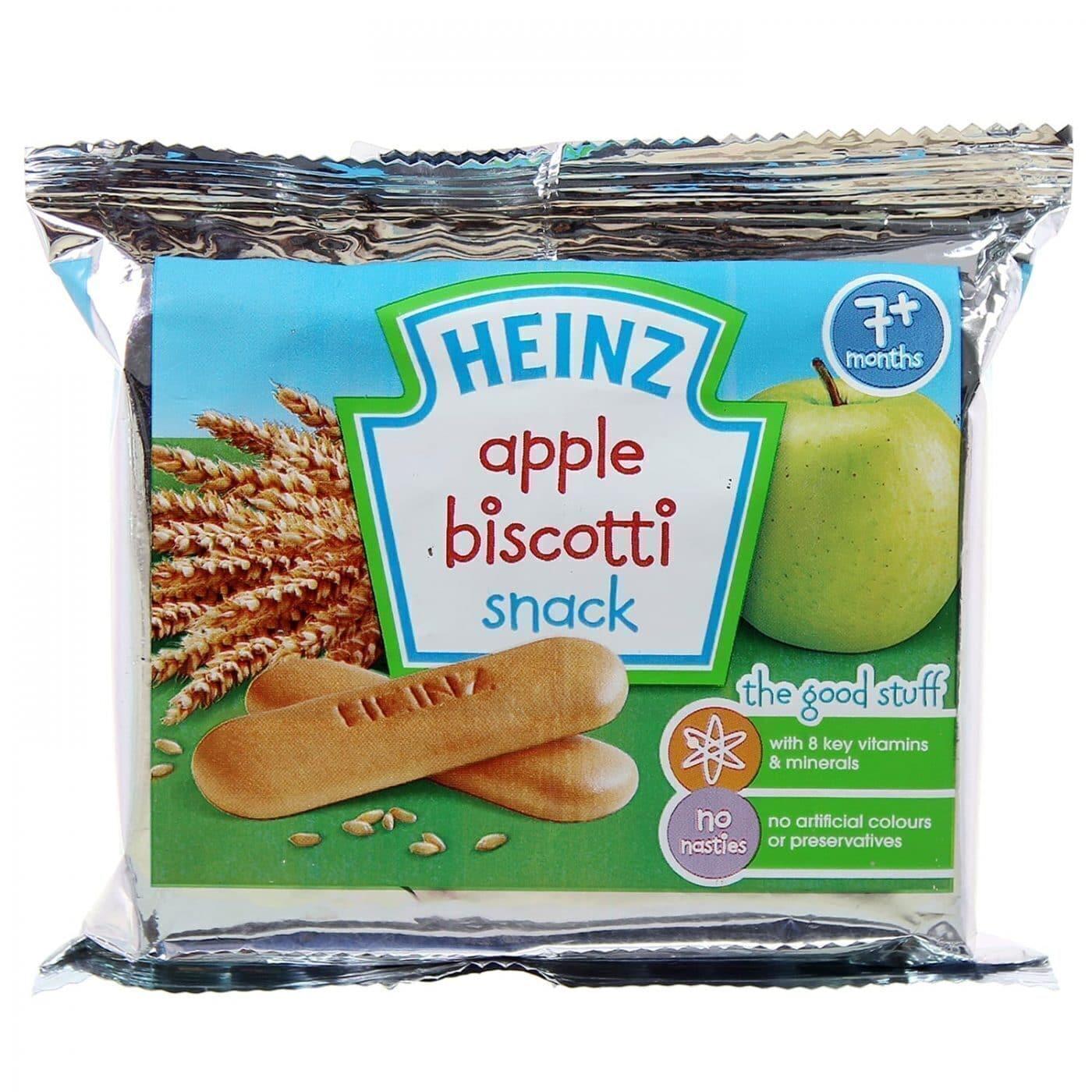 Bánh tập nhai Heinz