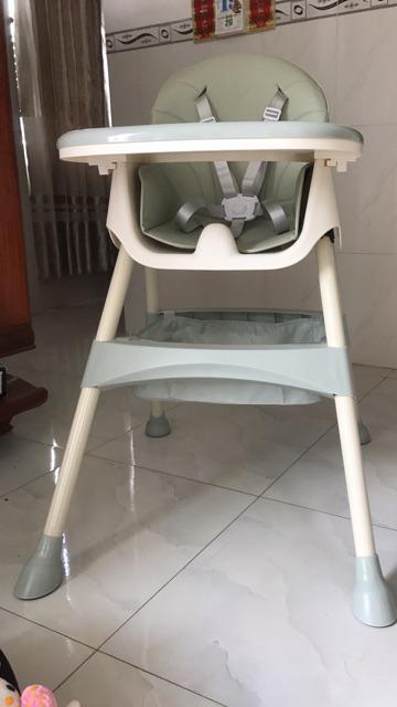 Chân ghế có thể thay đổi độ cao 3 nấc
