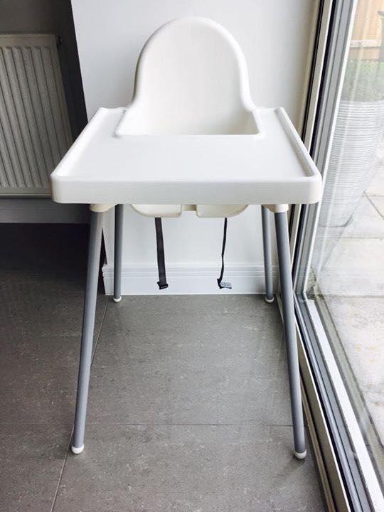 Thiết kế khỏe khoắn, chắc chắn. đơn giản mà sang trọng của ghế ăn dặm ikea antilop