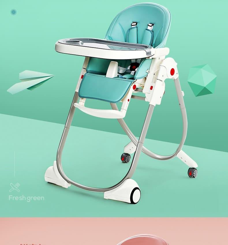 Thiết kế ghế ăn dặm newber cực sang trọng và chắc chắn
