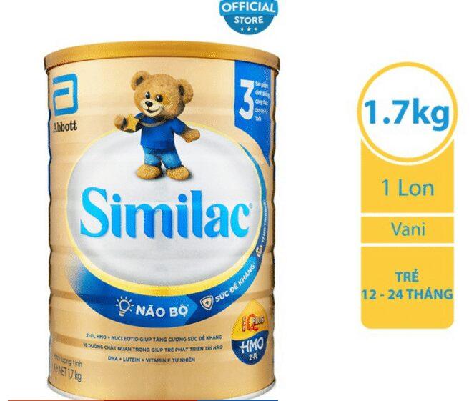 Sữa Similac IQ HMO số 3