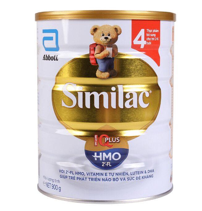 Sữa similac IQ HMO số 4