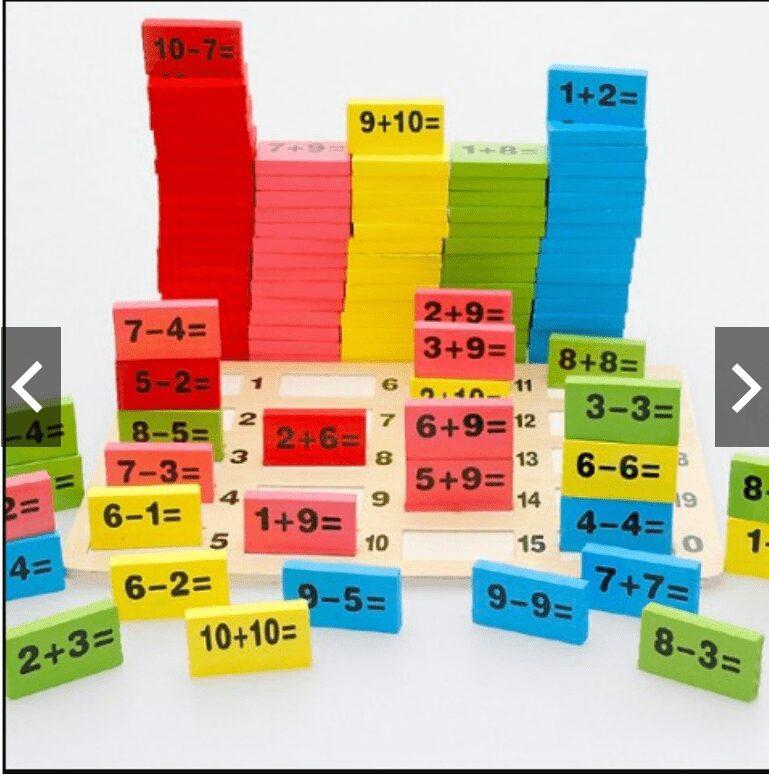 Bảng ghép toán học