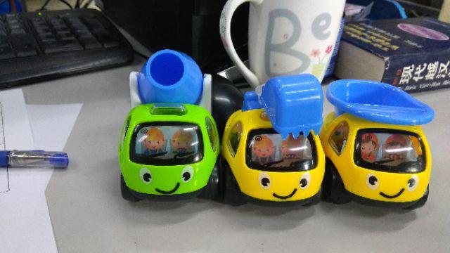 Bộ đồ chơi xe ô tô