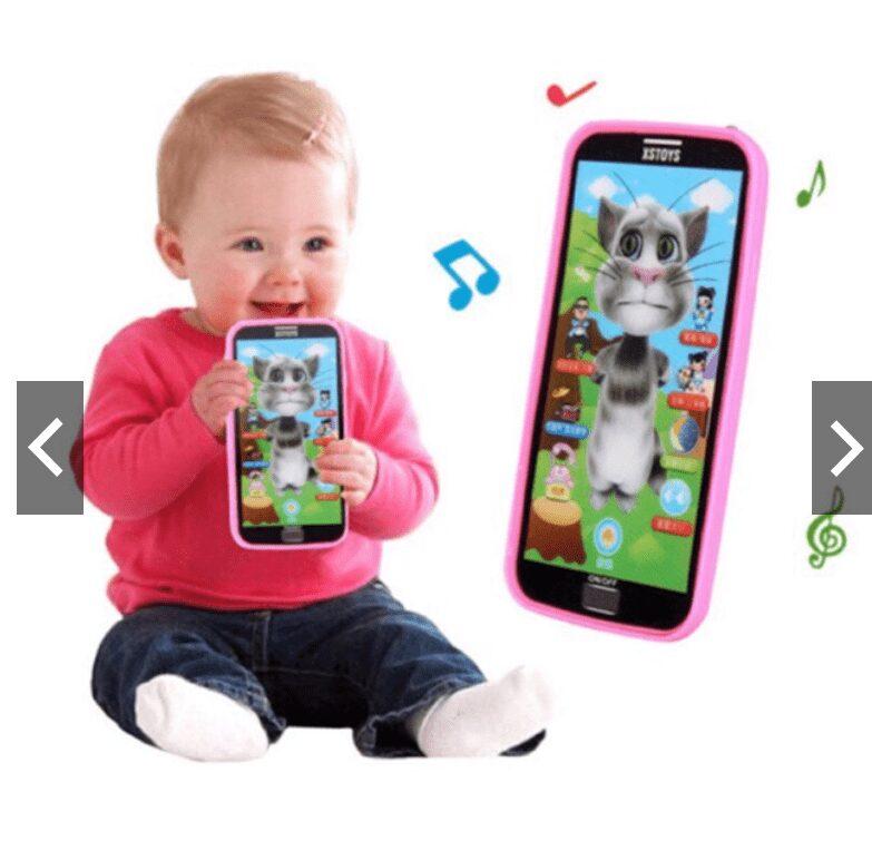 Điện thoại đồ chơi cho bé 4 tuổi