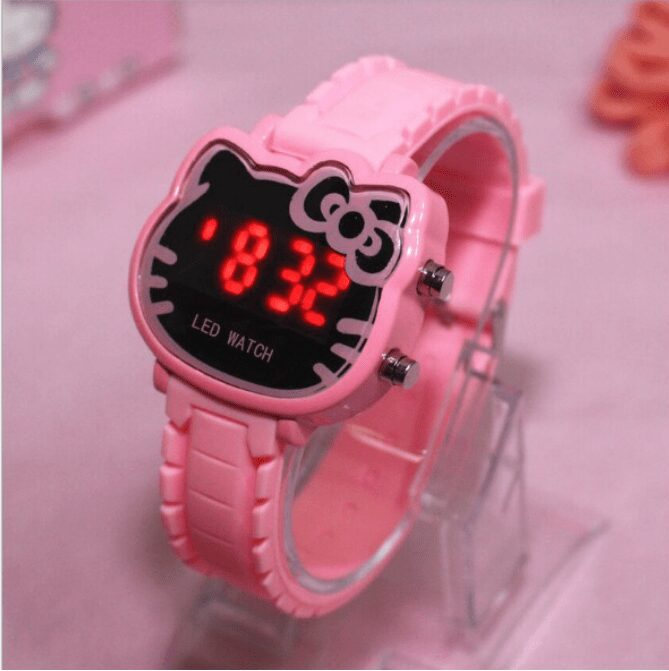 Đồng hồ đồ chơi của con gái