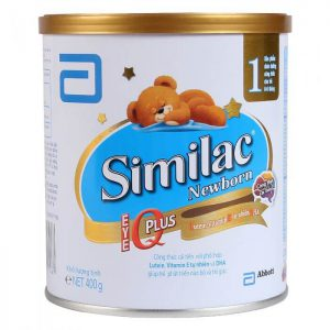 Sữa bột trẻ em similac