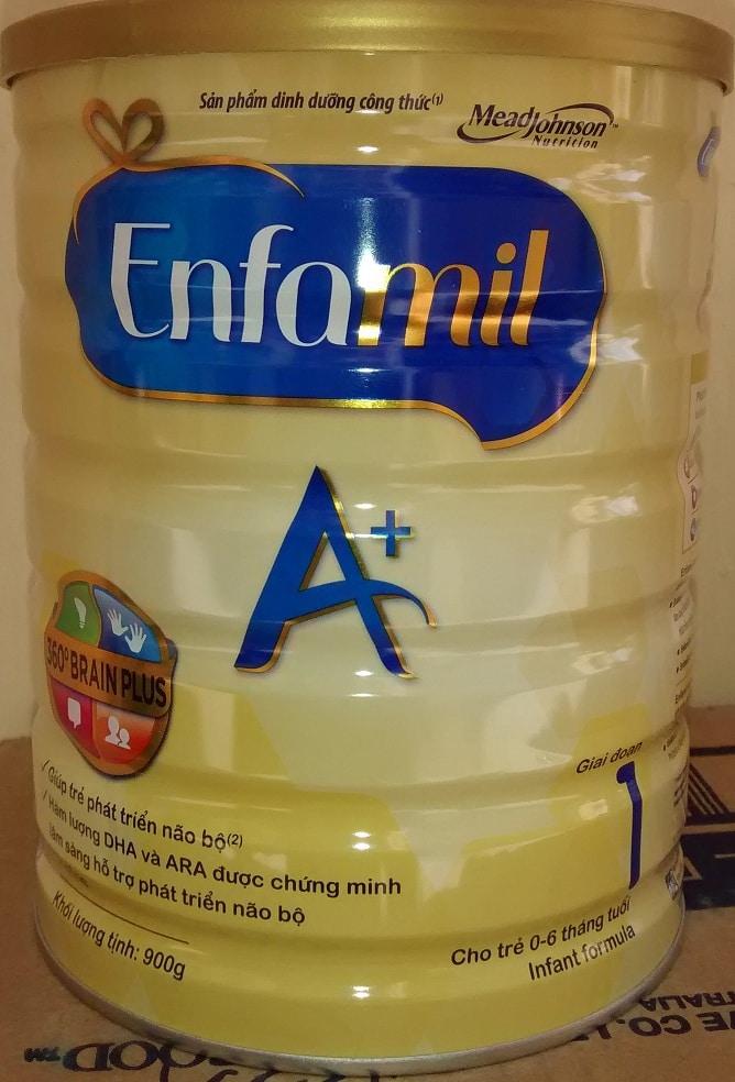 Sữa Enfami