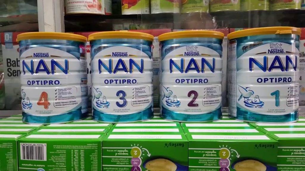 Sữa Nan Có Tốt Không