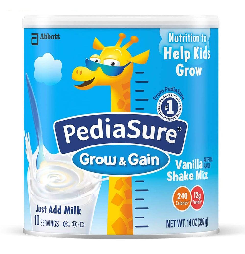 Sữa pediasure Grow Gain Mỹ