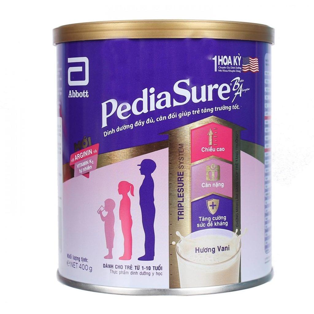 Sữa Pediasure-singapore