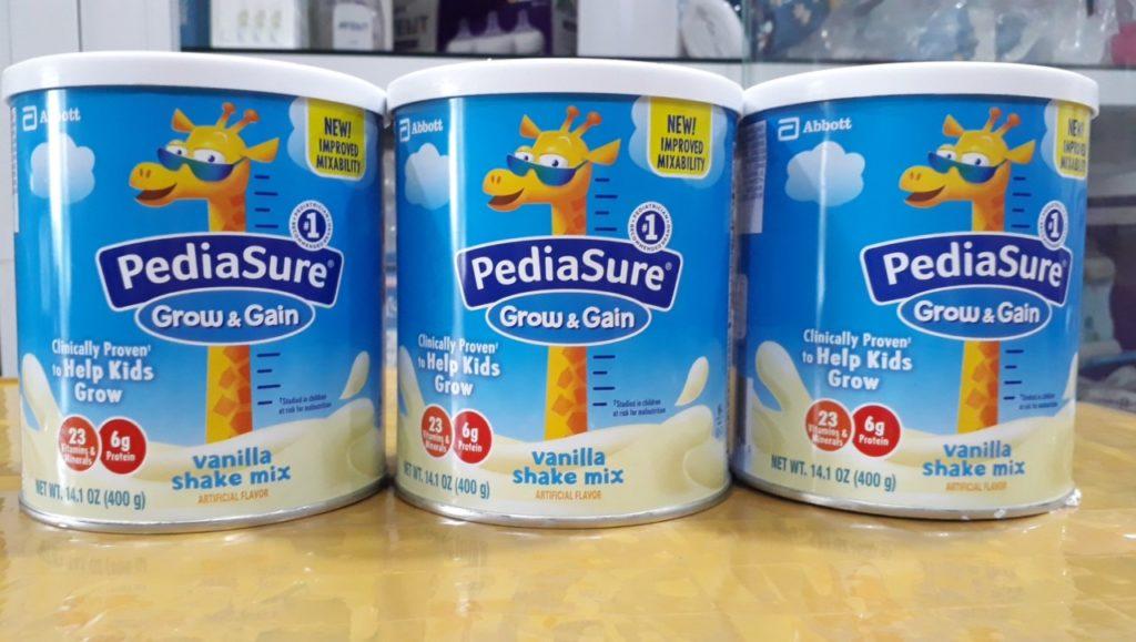 Sữa trẻ em pedia sure