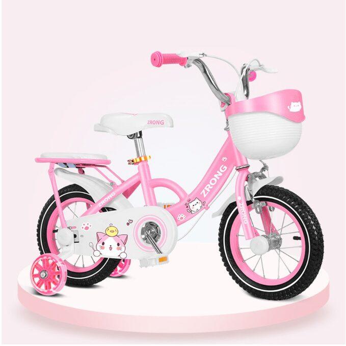 Xe đạp 3 bánh giúp bé di chuyển dễ dàng