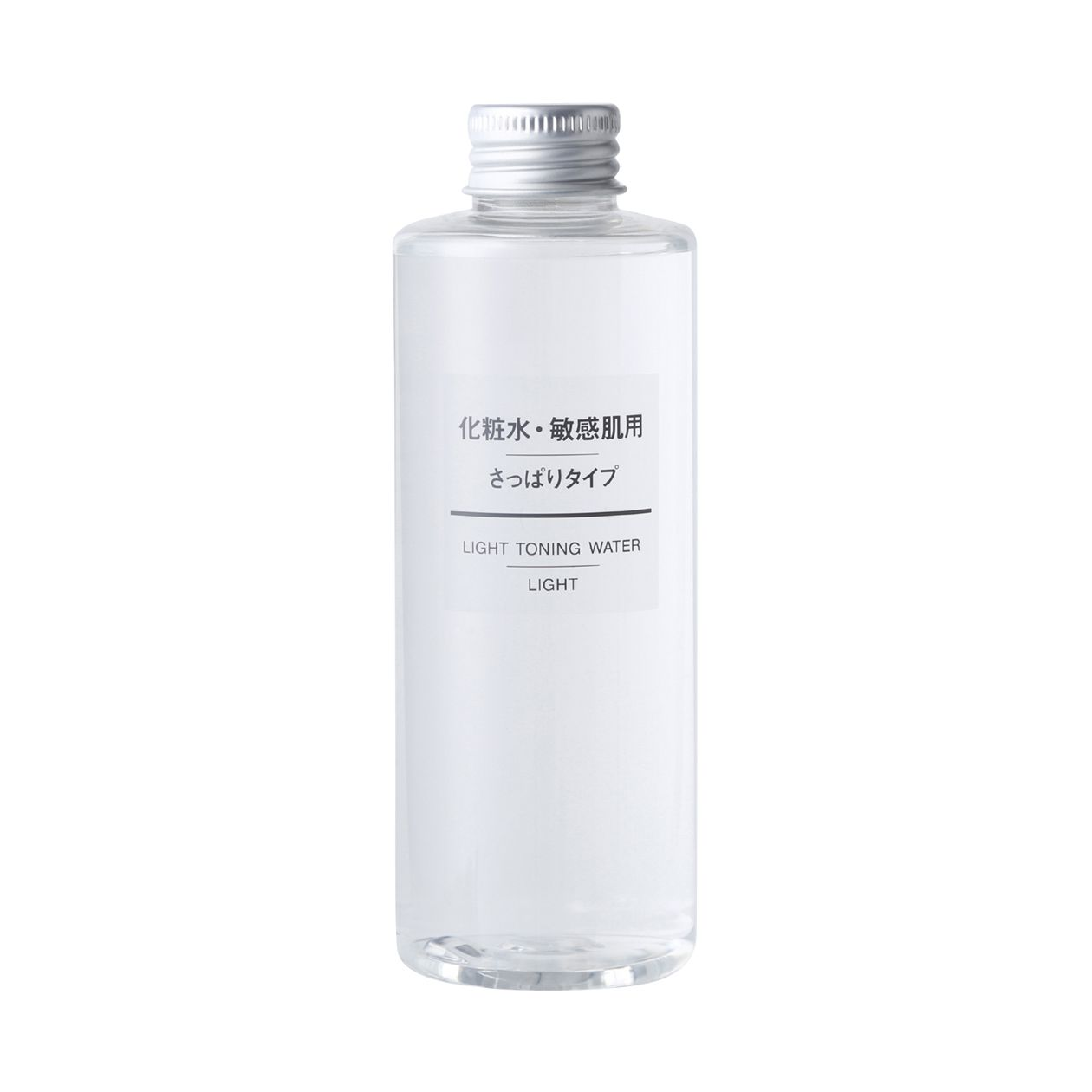 Muji Light Toning Water Light 200ml