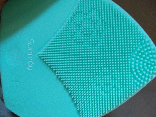 Đầu lông cọ mềm mịn của máy rửa mặt sunmay Nhật Bản