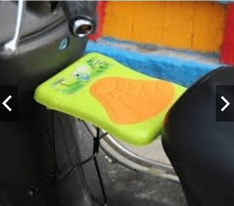 Ghế ngồi cho bé xe máy lead