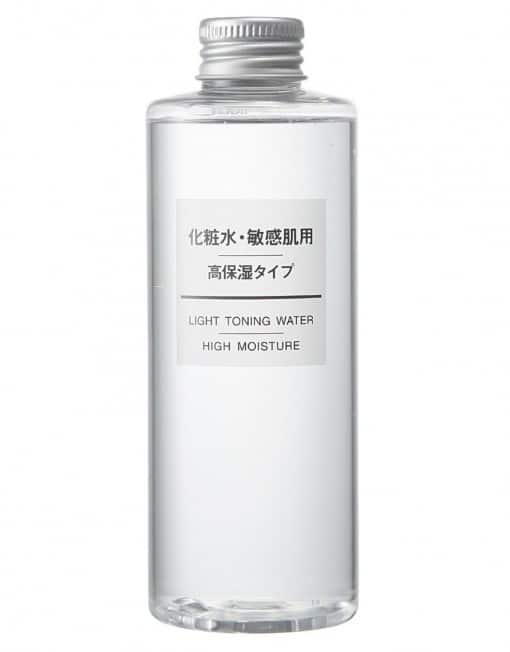 Muji Light Toning Water Hight Mositure 200ml