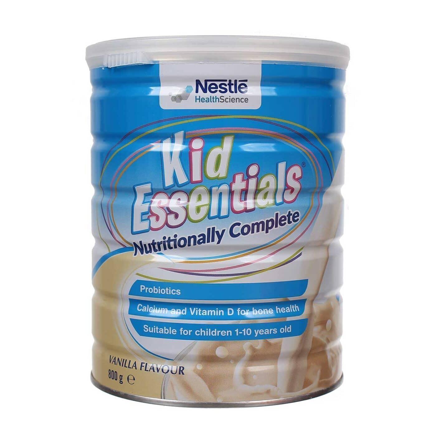 Sữa Kid Essentials của Thụy Sĩ