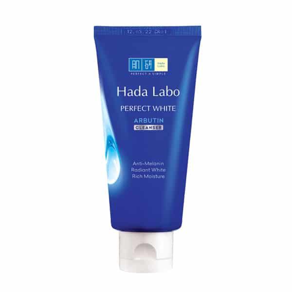 Hada Labo Perfect White Arbutin Cleanser