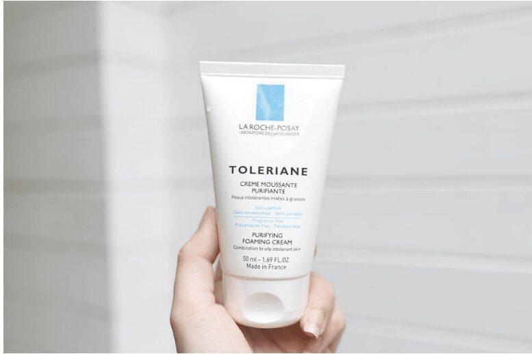 La Roche Posay Toleriane Foaming Cream