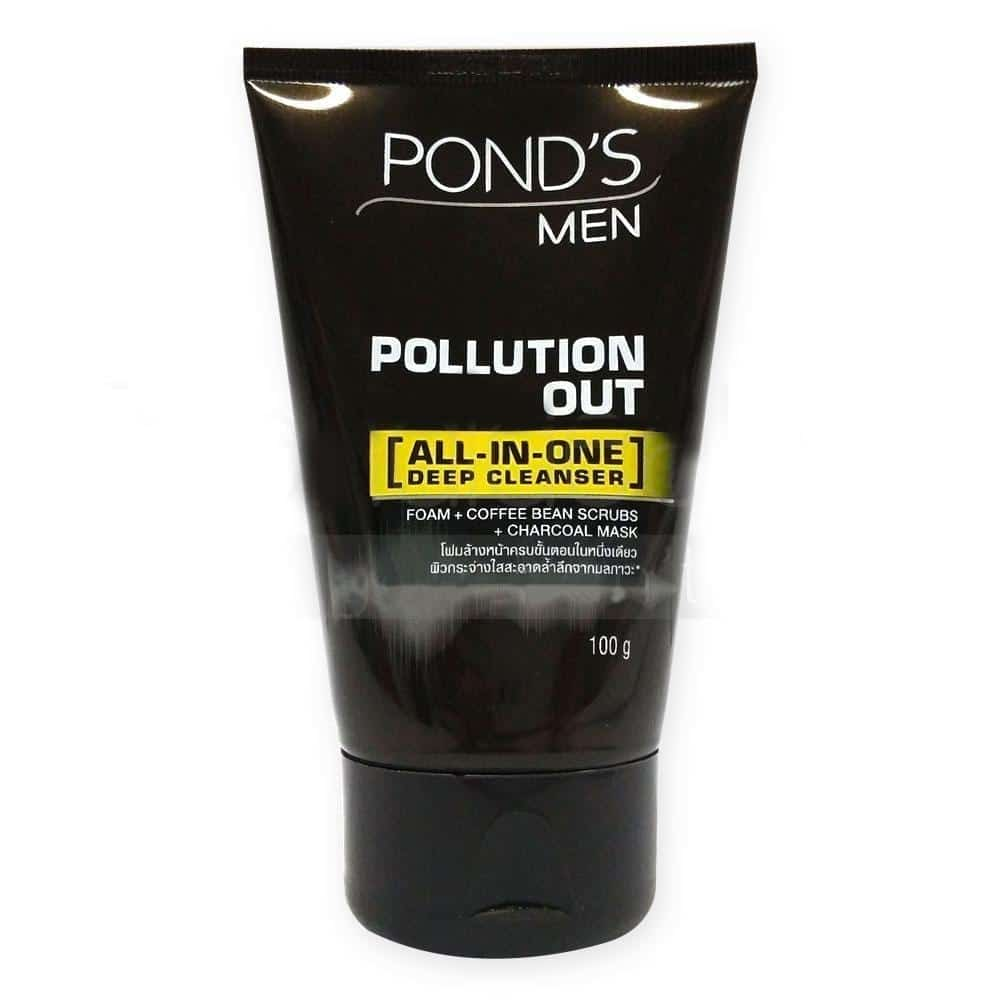 Pond's Men All In One Pollution Out Deep Cleanser