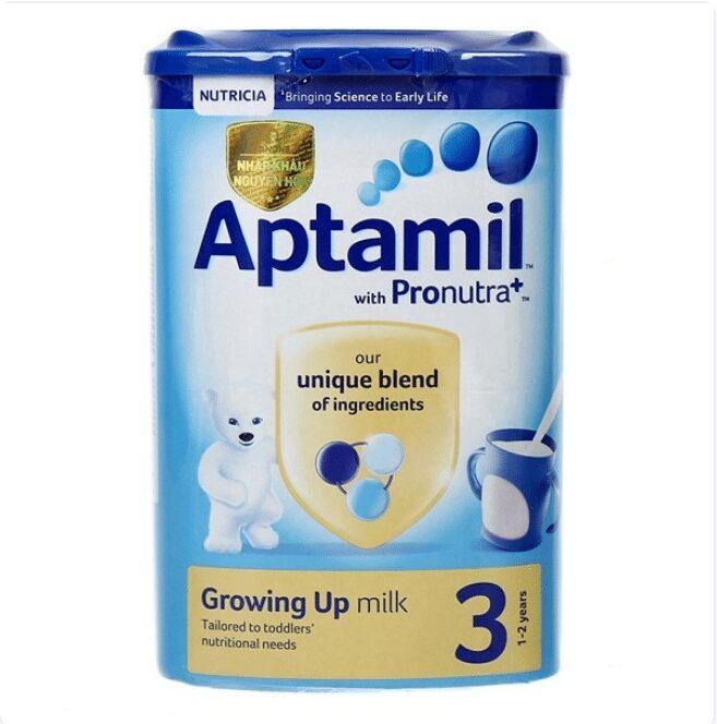 Sữa aptamil của úc số 3