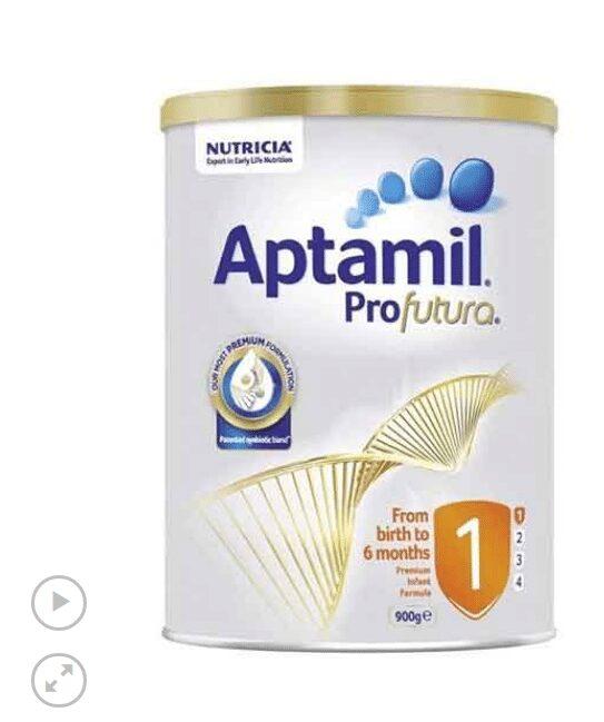 Sữa aptamil của úc số 4