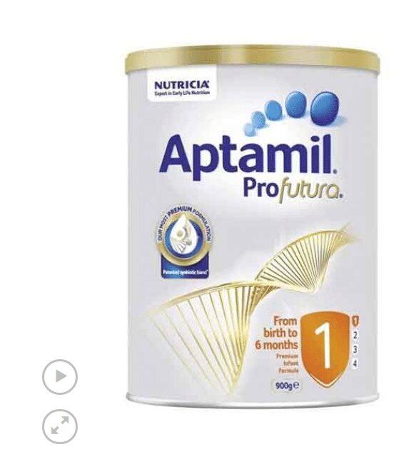 Sữa aptamil úc số 1