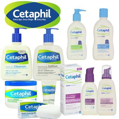 Sữa rửa mặt tốt nhất thế giới Cetaphil