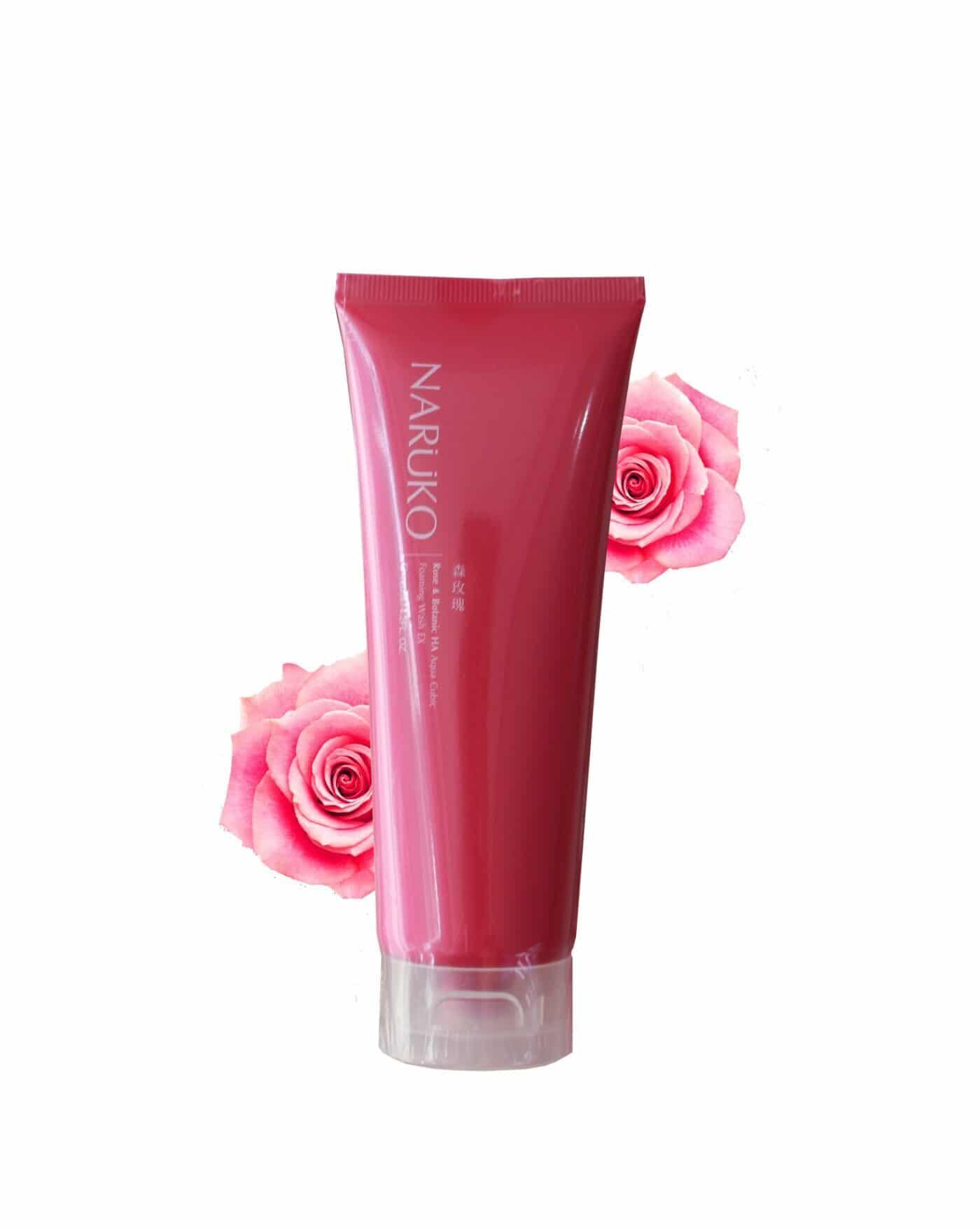 Sữa rửa mặt Naruko hoa hồng