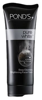 Pond's Pure White Deep Cleansing Brightening Facial Foam