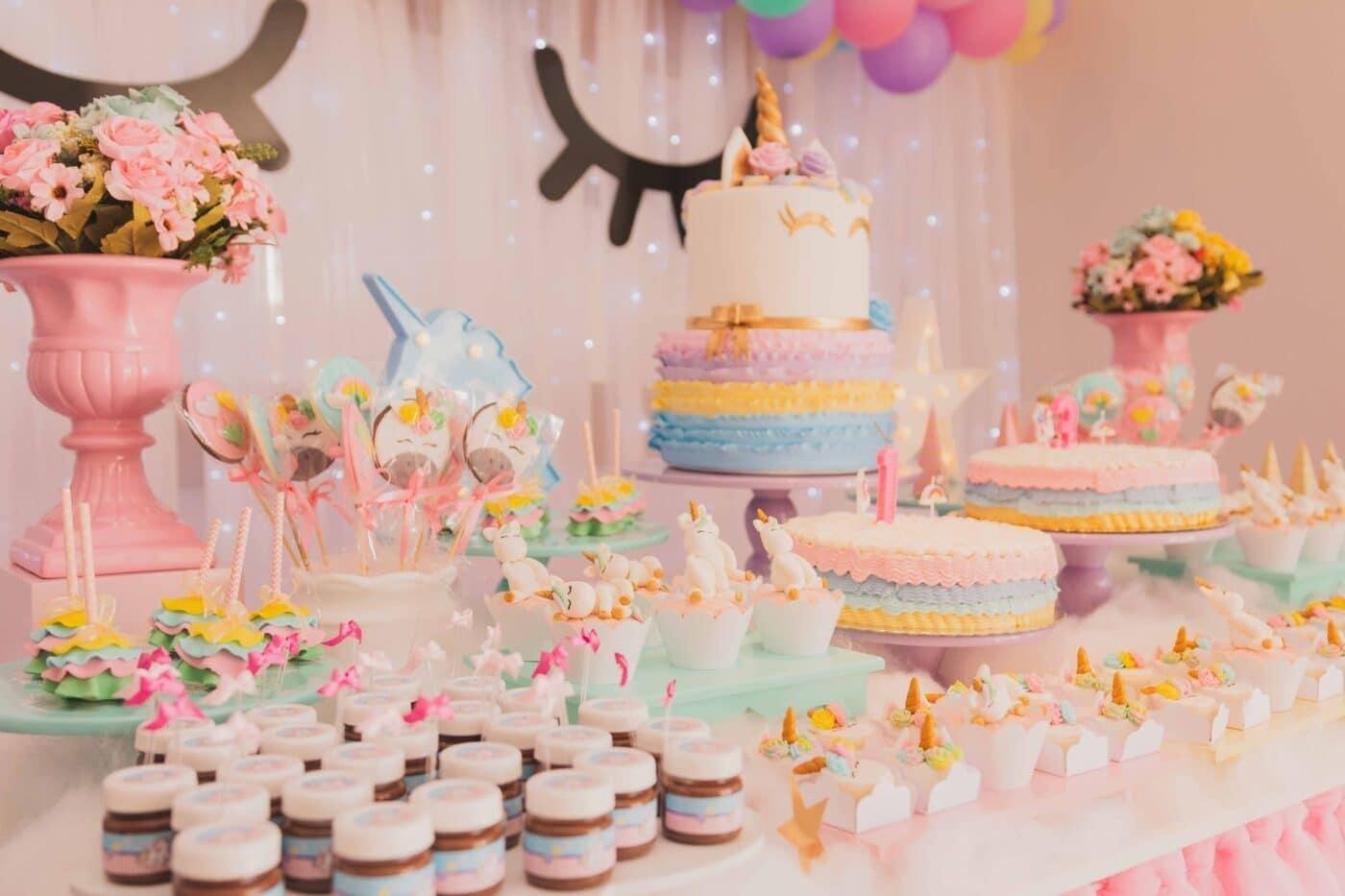 Bánh kem ngày sinh nhật