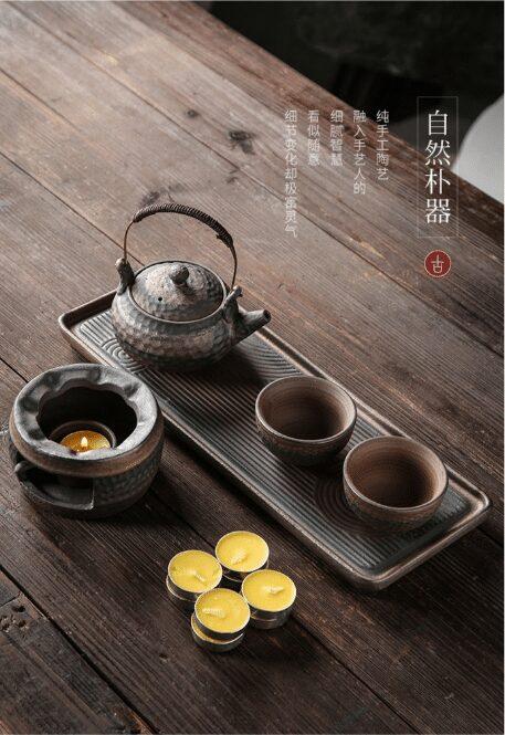 Bộ ấm chén trà là quà tặng đàn ông trung niên được lựa chọn nhiều
