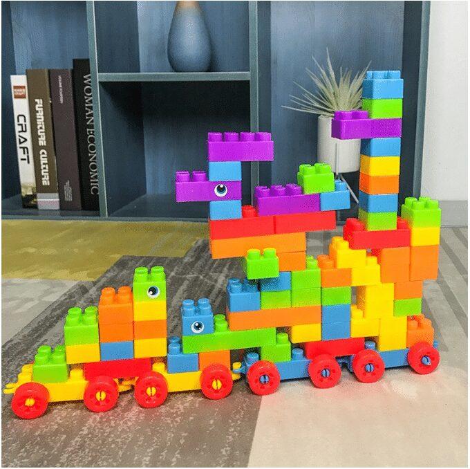 Bộ đồ chơi xếp hình cho bé trai 1 tuổi