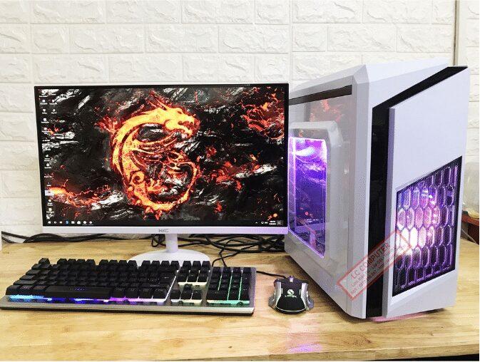 Bộ máy tính bàn chơi game