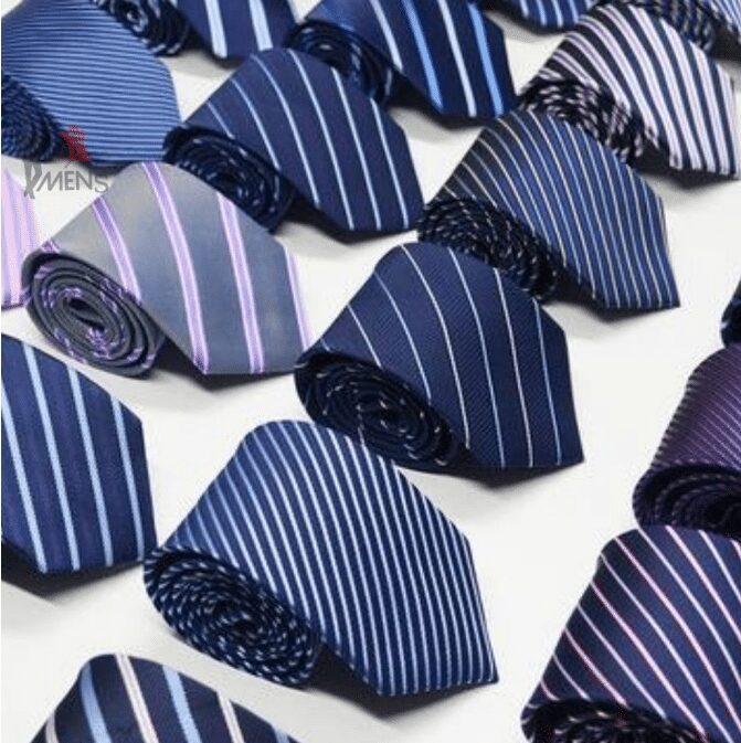 Cà vạt là lựa chọn quà valentine phổ biến cho các anh chàng