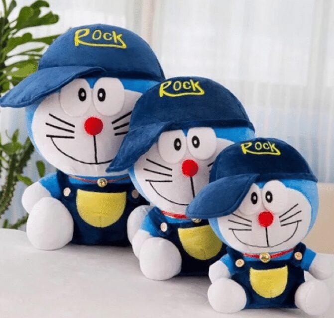 Gấu bông Doraemon lớn