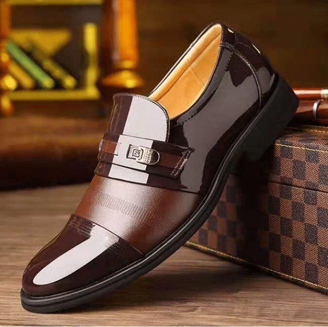 Giày da nam là món quà sinh nhật anh trai rất được yêu thích