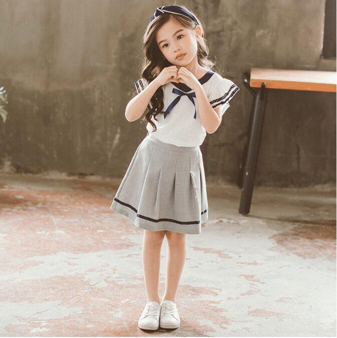 Quần áo thời trang cho bé gái