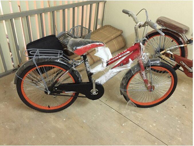 Xe đạp cho bé trai 13 tuổi