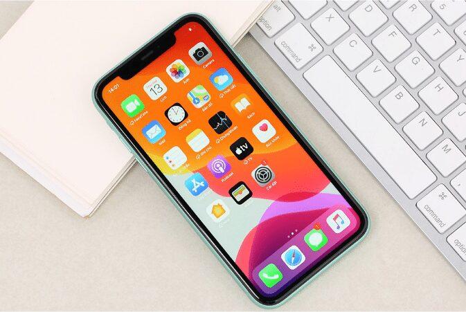 Giúp bố nâng cấp chiếc điện thoại của mình